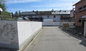 Neuer Grundstücksanschluss im Fasanenweg 10a