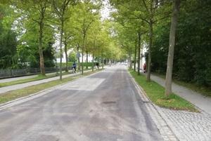 Fernwärmearbeiten in der Franz-Liszt-Straße planmäßig abgeschlossen