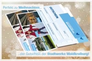 Gutschein Stadtwerke Waldkraiburg