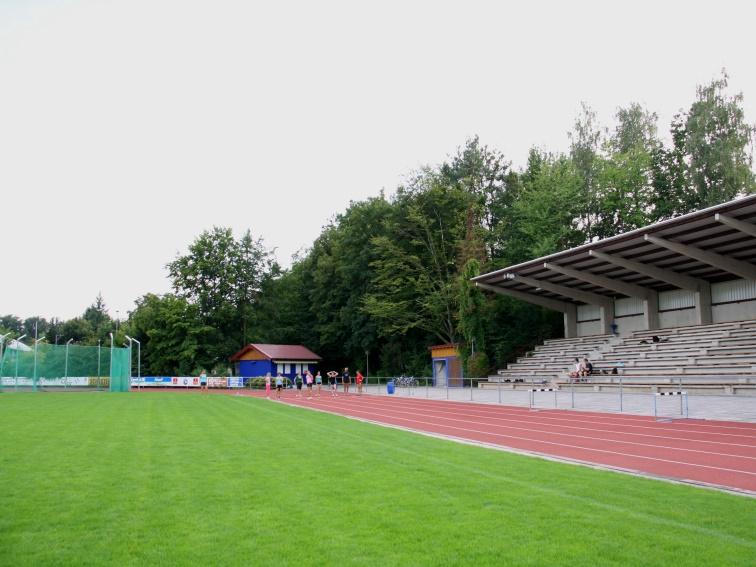 Jahnstadion - Leichtathletik