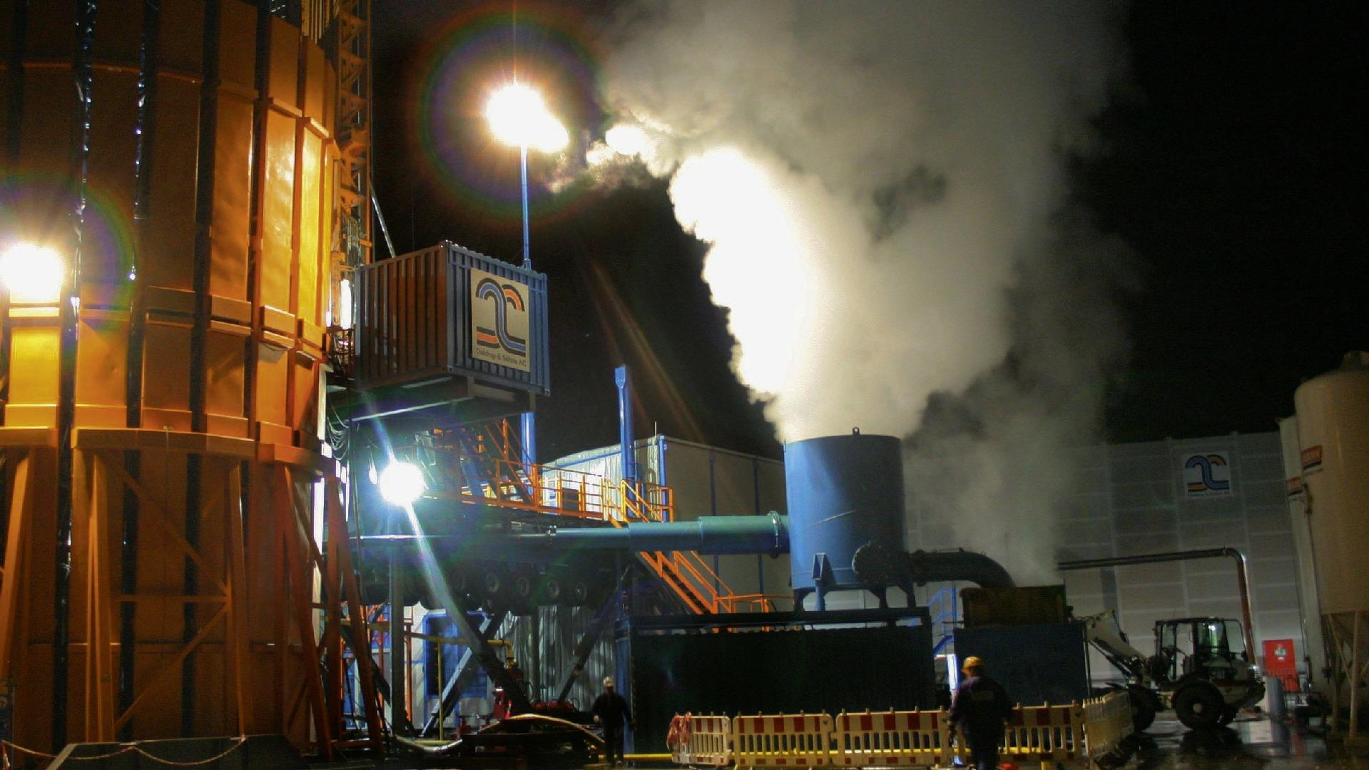Unternehmensbereich Geothermie