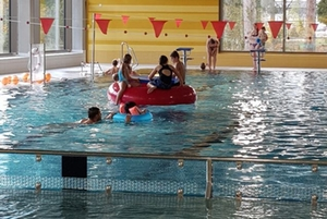Schulschwimmhalle