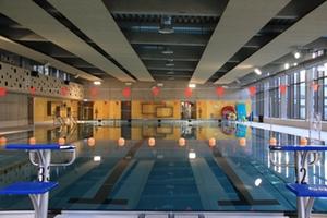 Unternehmensbereich Schulschwimmhalle